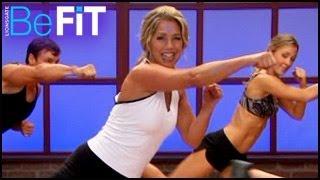 Кикбокс упражнения за отслабване
