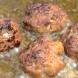 Лесна рецепта за кюфтенца с патладжан и кус кус със зеленчуци