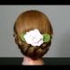 Прическа за прибрана коса