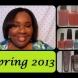 Пролетни тенденции в маникюра 2013