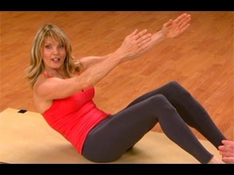 Пилатес упражнения за коремни мускули