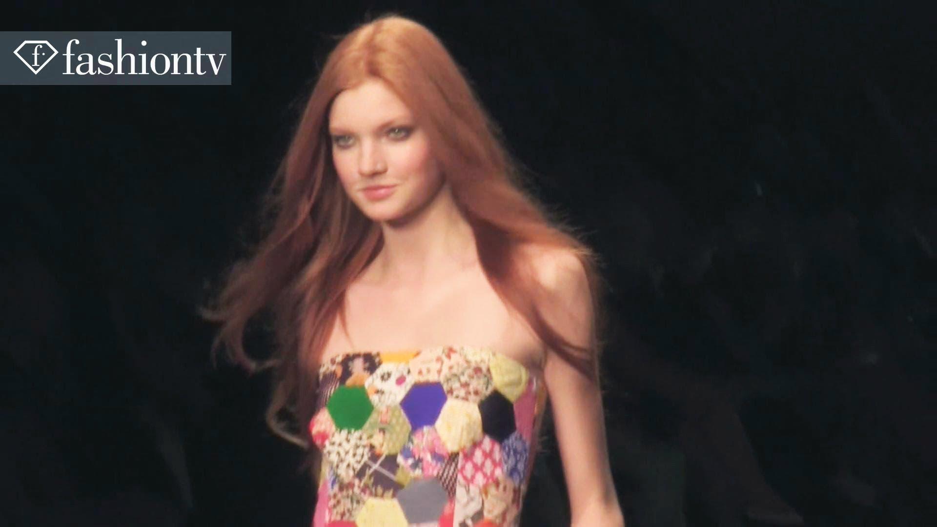 Седмица на модата Лондон пролет лято 2013