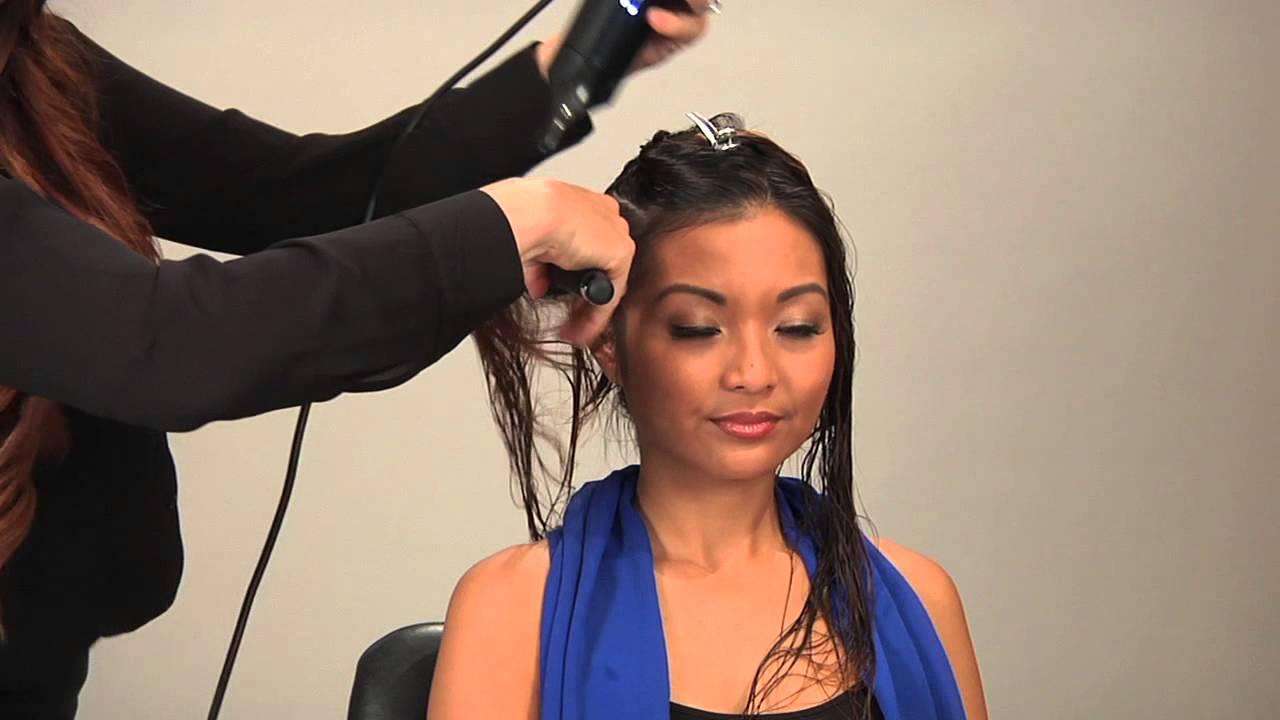 Как да направим прическа на дълга коса