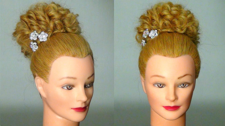 Лесна прическа за дълга коса