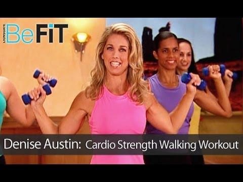 Лесни кардио упражнения за жени