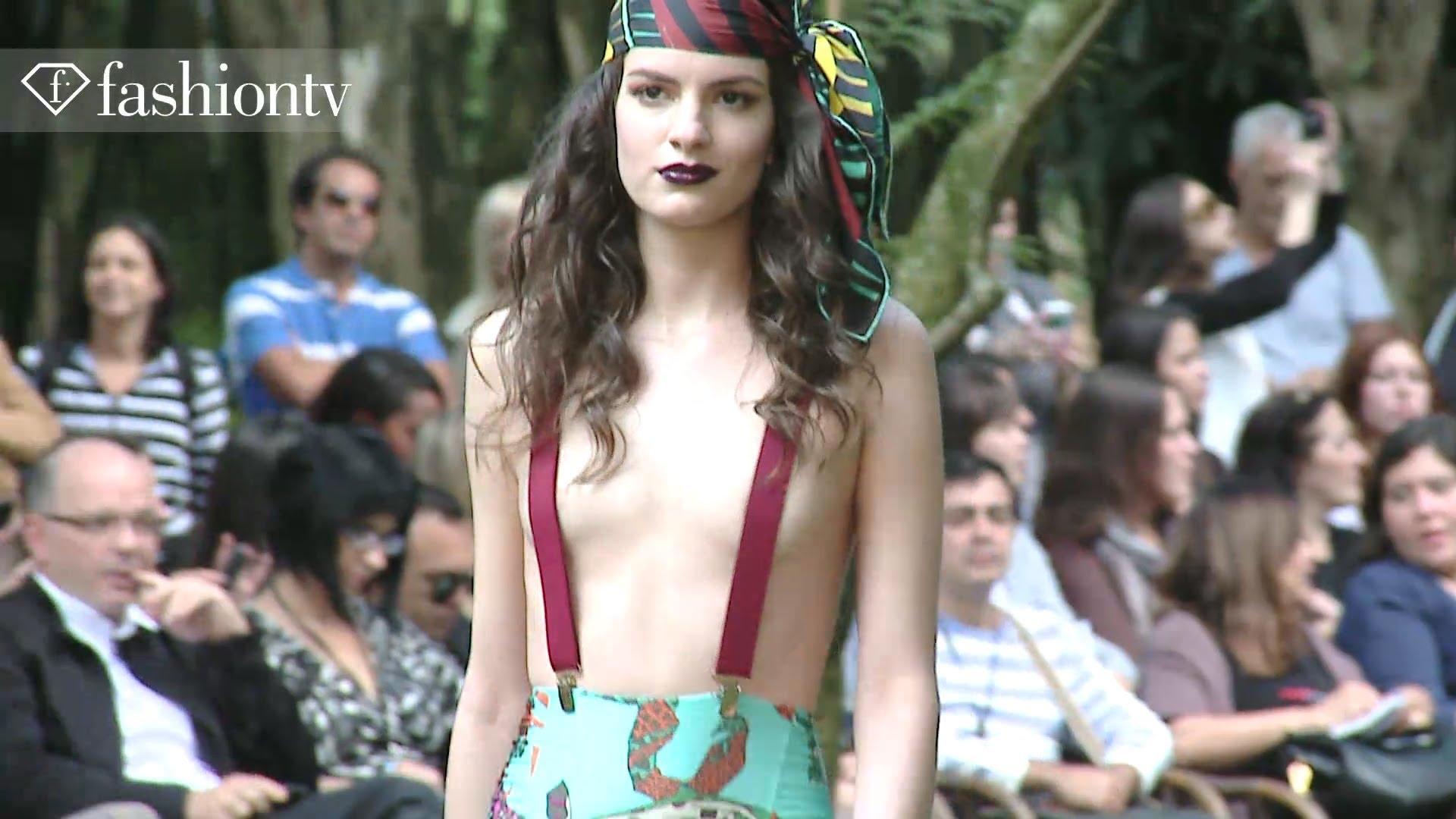 Модно шоу неон пролет лято 2013