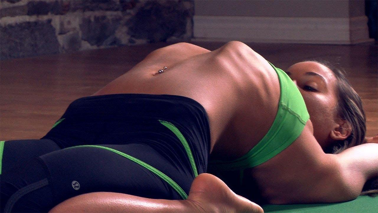 Провокативна Йога упражнения