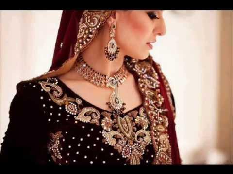 Пакистански булченски рокли