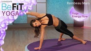 Йога упражнения за енергия