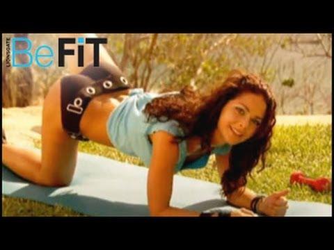 Кардио упражнения на открито за жени
