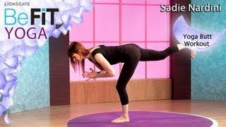 Йога упражнения за дупе