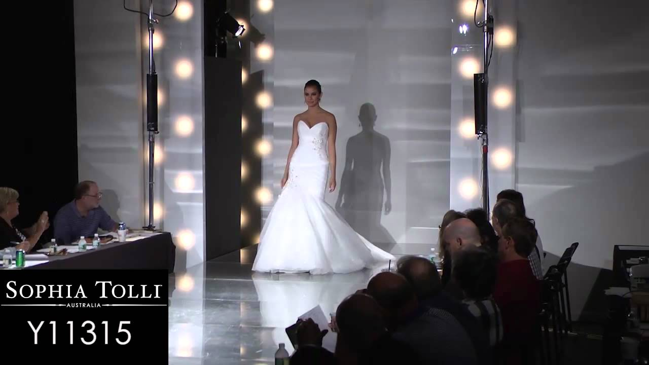 Sophia Tolli Булченски рокли 2013