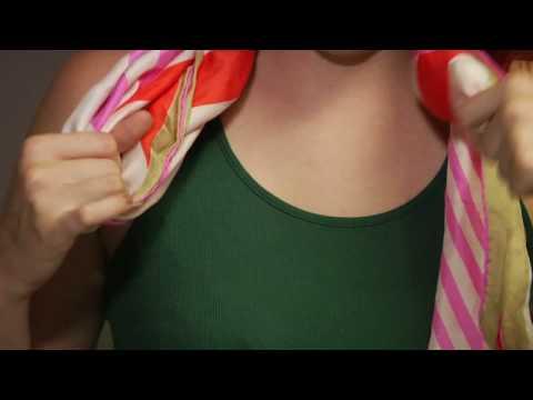 5 Различни начина да носите шалът си