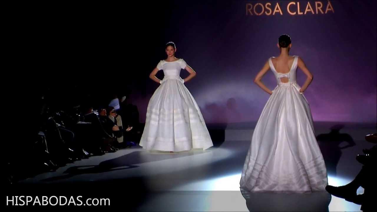 Rosa Clara 2013 Булченски рокли