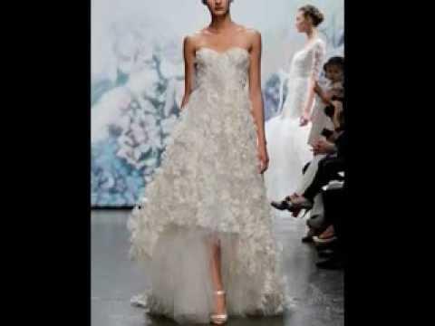 Есен 2013 зима 2014 булченски рокли