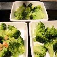 Запечени броколи с пиле