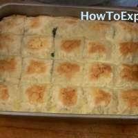 Спаначена пита по гръцка рецепта