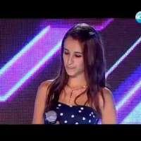 Анна Мария удиви публика и жури в Х Фактор 2013