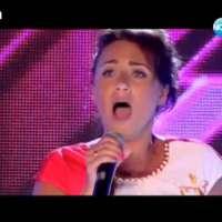 X Factor Bulgaria 2013 Виктория - Обещай ми любов
