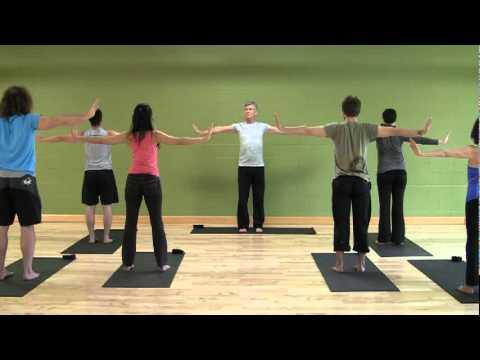 Йога упражнения у дома