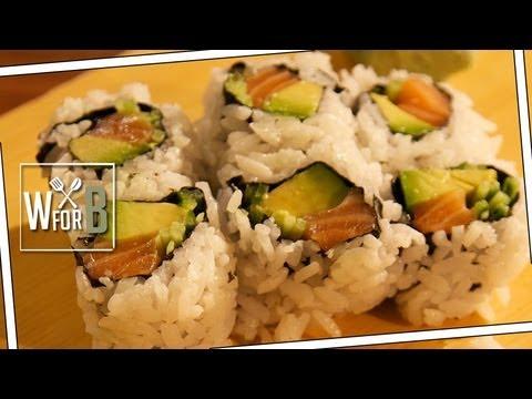 Как да направим суши