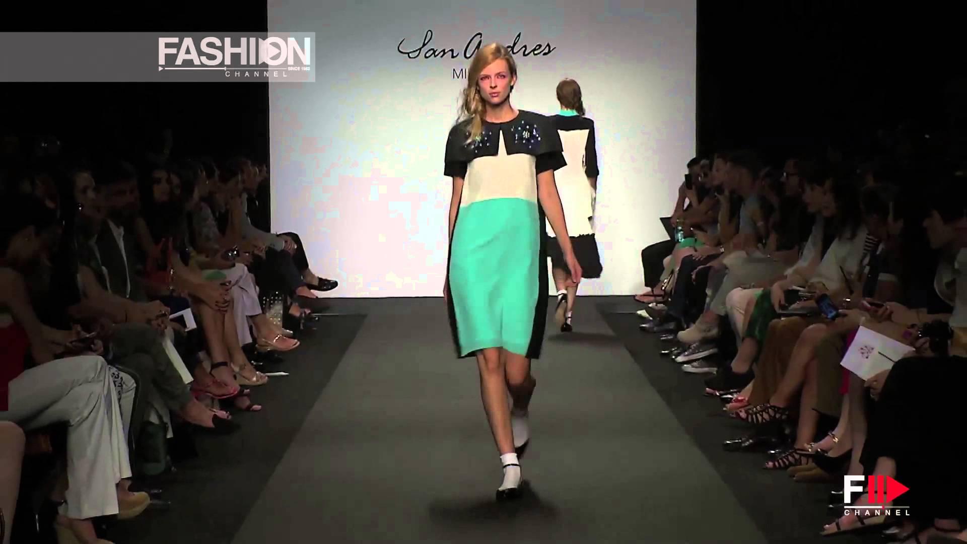 Chanel Мода есен 2013