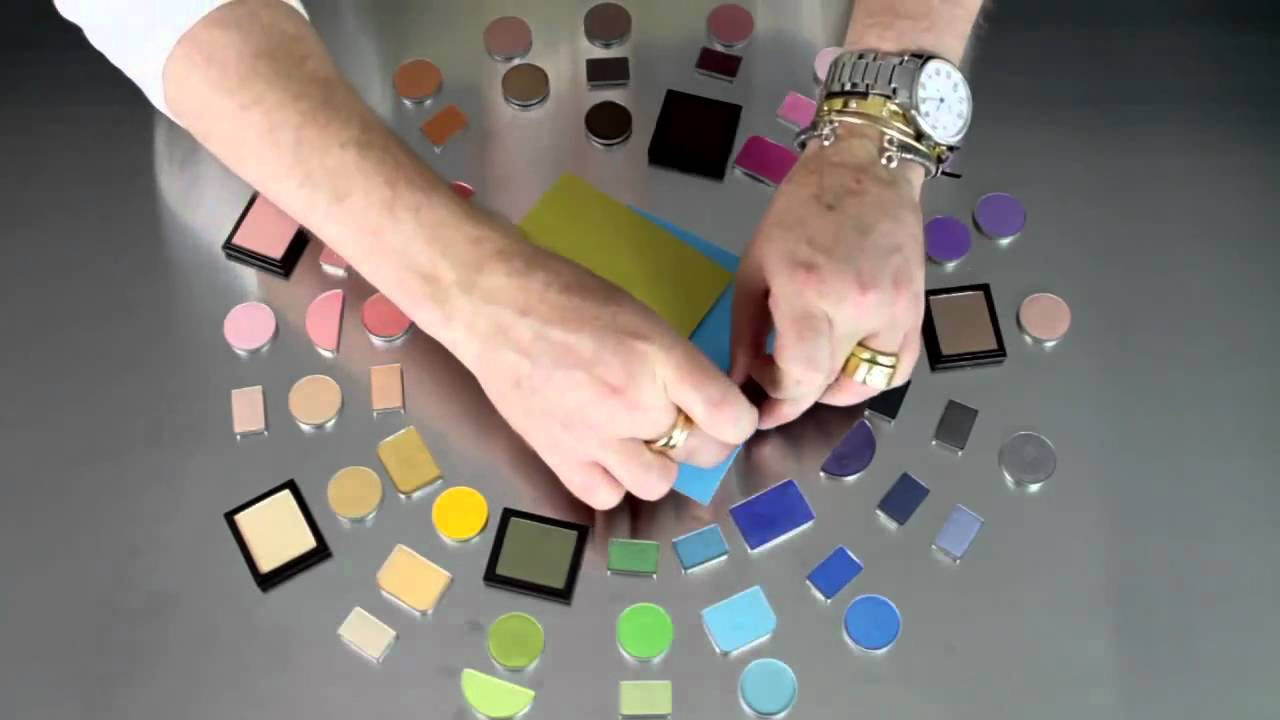 Как да изберем подходящите цветове за грим
