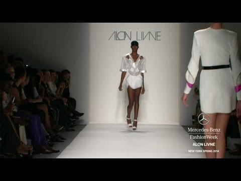 ALON LIVNÉ: Седмица на модата пролет/лято 2014