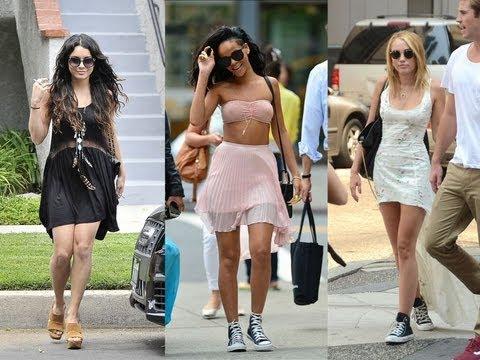 Стилът на звездите за лято 2013