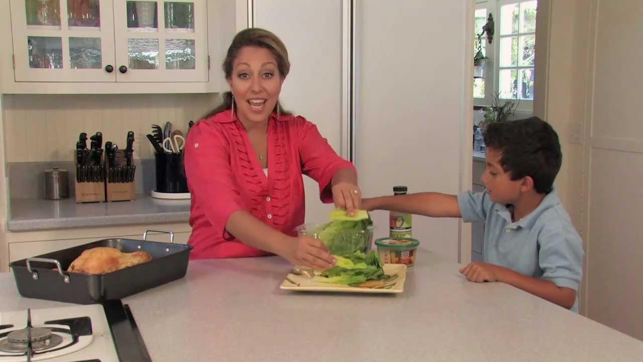 Съвети за готвене за майки: здравословна вечеря за деца