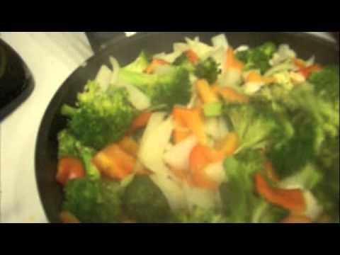 Здравословно готвене, зеленчуци