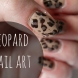 Лесен леопардов маникюр