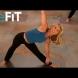Тренировка по йога