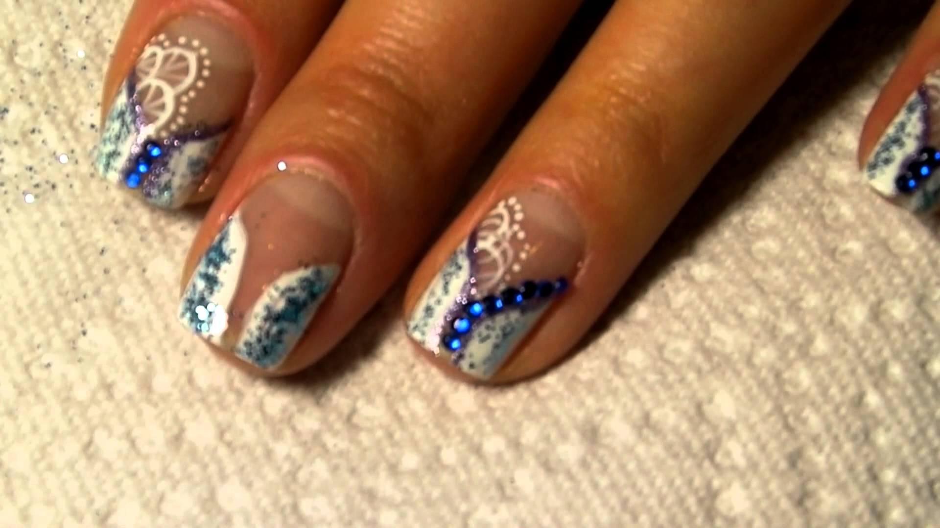 Свежи зимни нокти