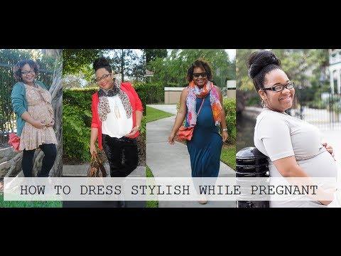 Как да се обличаме стилно докато сме бременни