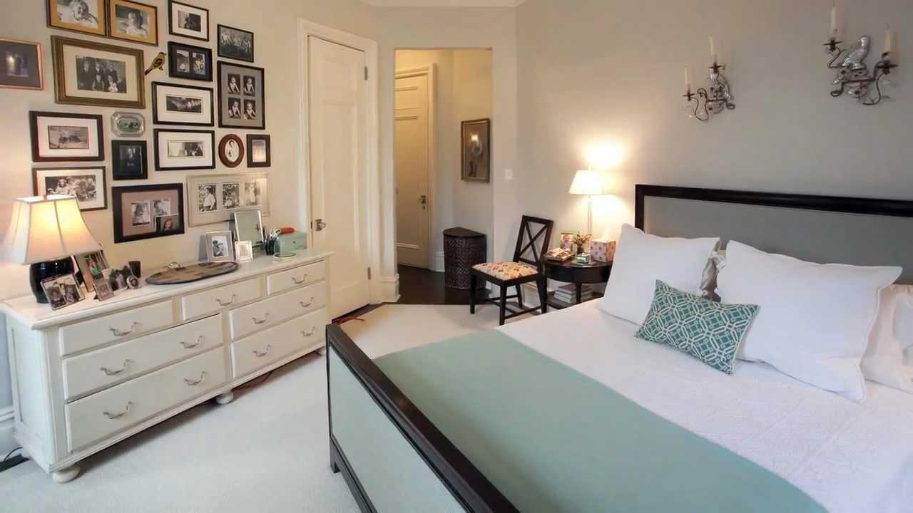 Как да декорираме мъжка спалня