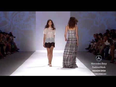 TADASHI SHOJI: Седмица на модата пролет/лято 2014