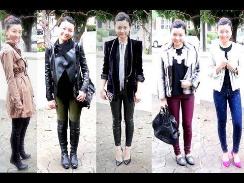 Якета есенна мода