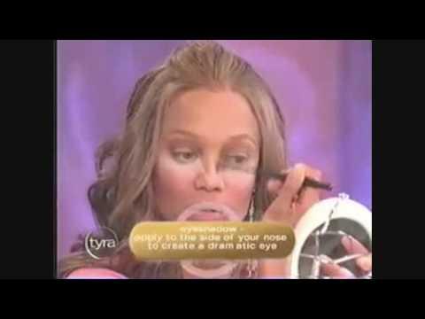 Tyra Banks Съвети за грим за 5 минути