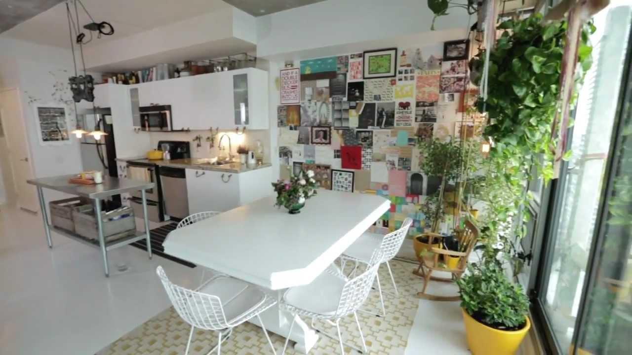 Малък и свеж апартамент, идеи