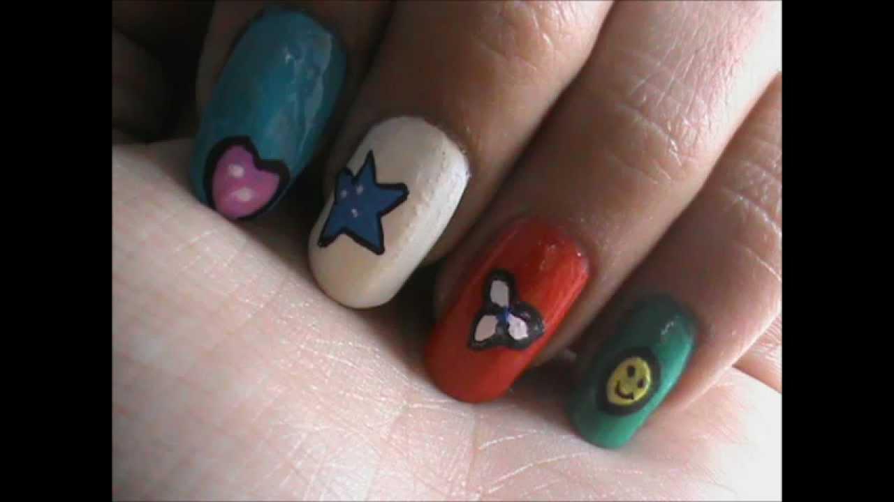 Магически нокти