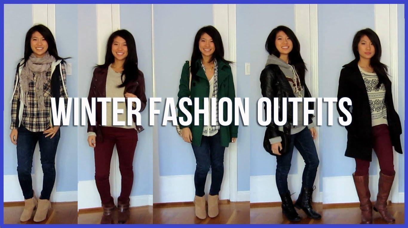 Зимни облекла за 2013