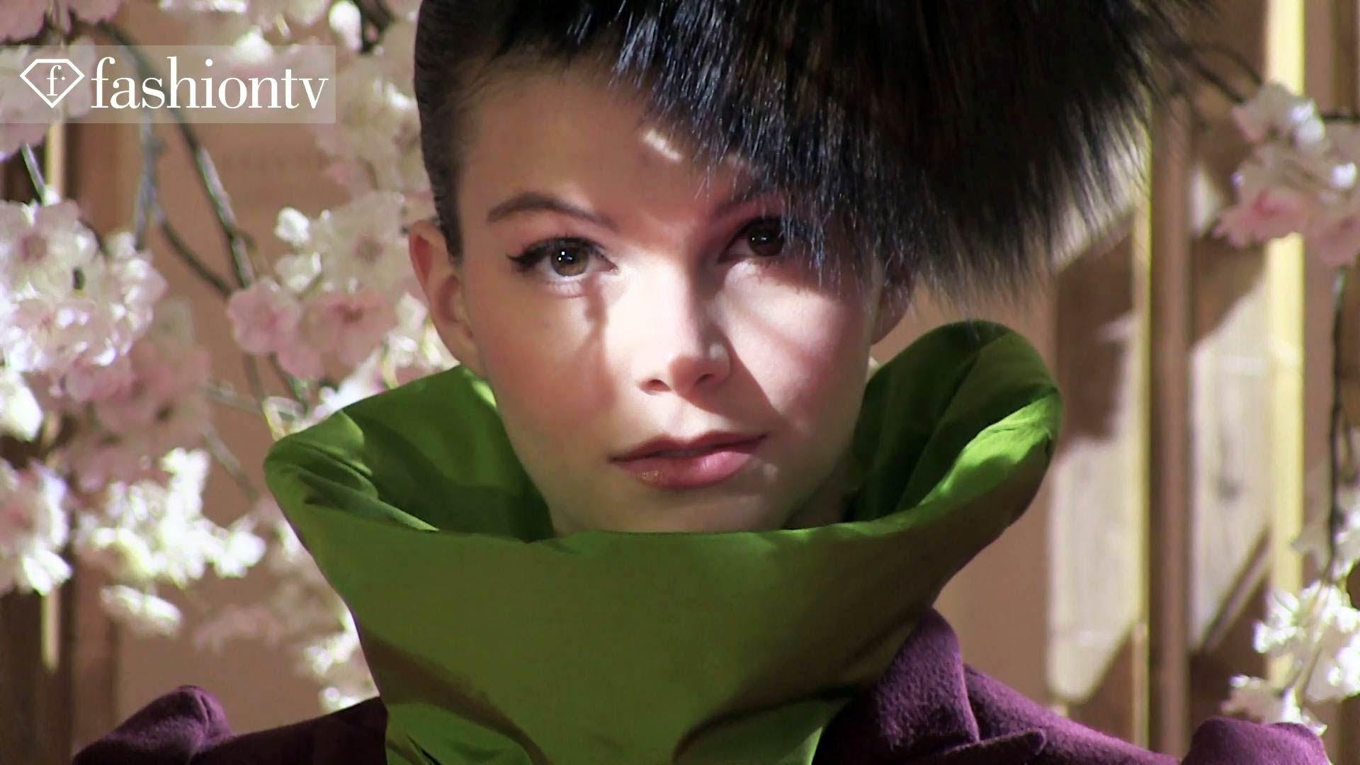 Schiaparelli Couture Есен/Зима 2013-2014