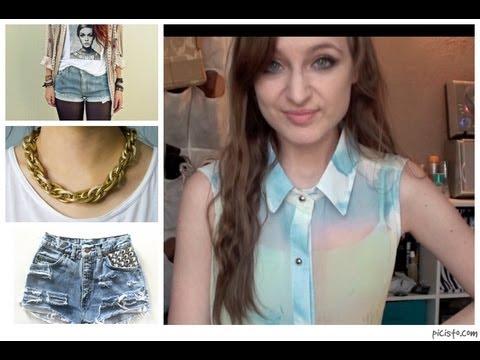 Какъв е стилът ви за пролет/лято 2013