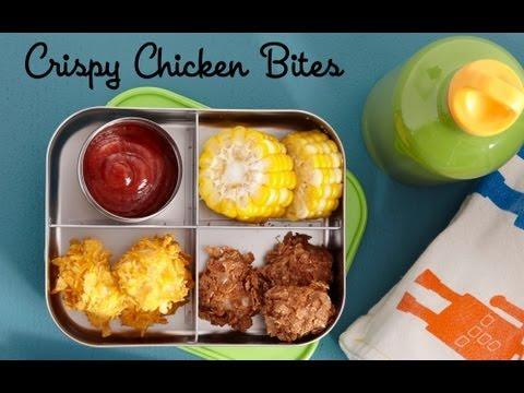 Здравословни пилешки хапки