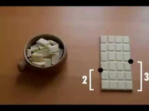 Как да си откраднем парченце шоколад, без никой да разбере!