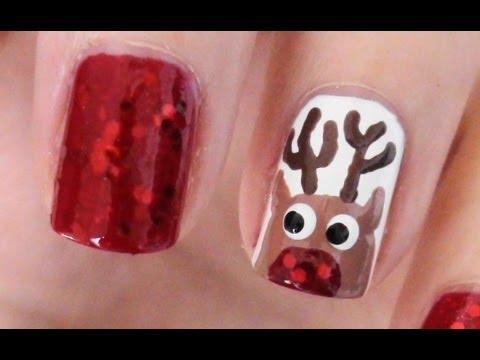 Коледен лак с елен