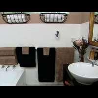 Как да си направите модерна баня