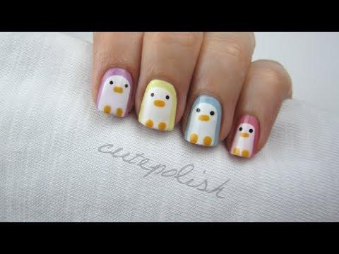 Пастелни пингвини