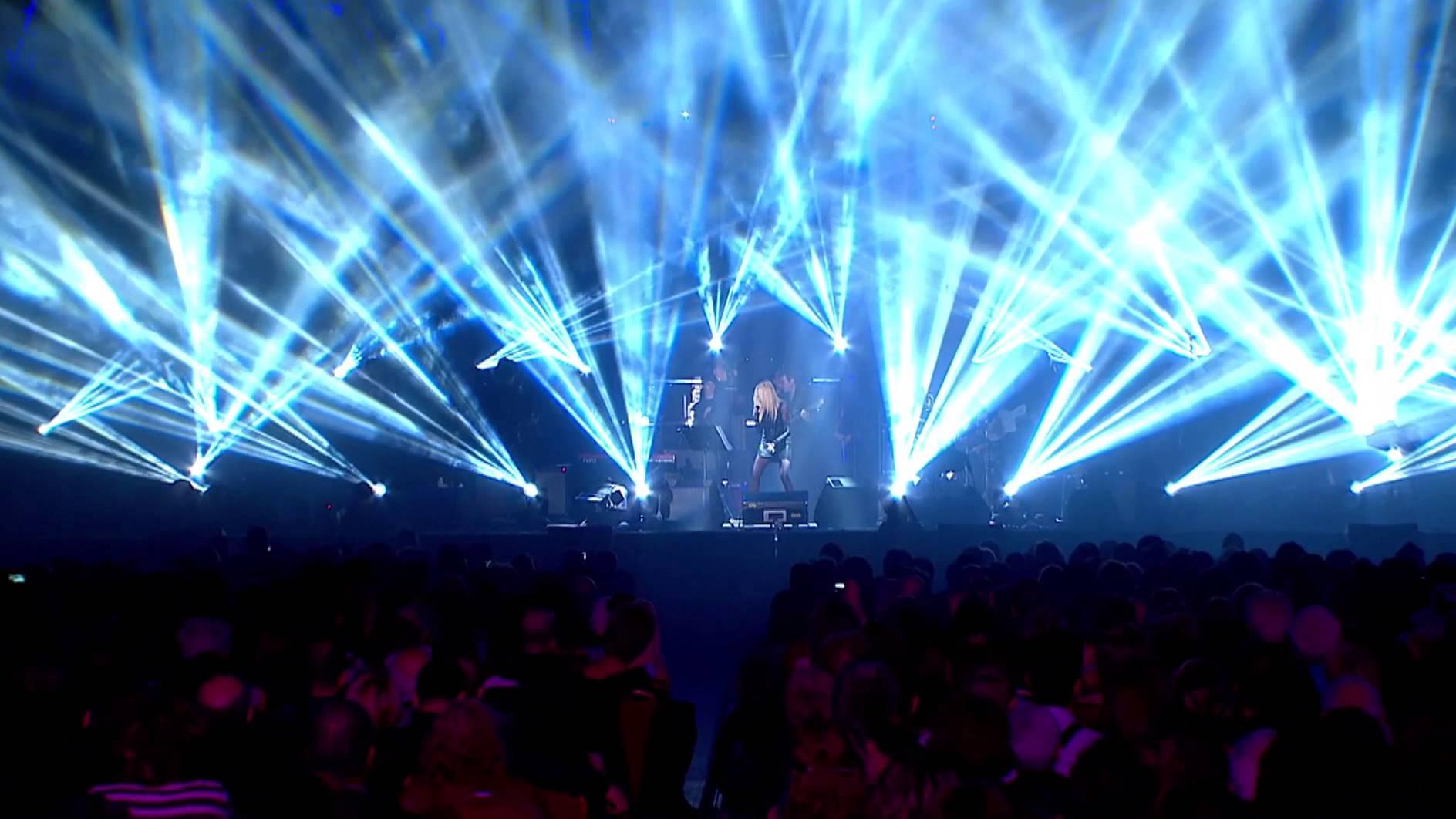 Концерт на Лили Иванова в зала Арена Армеец